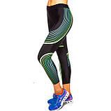 Леггинсы для фитнеса и йоги Domino Streak CO-6602 размер M-L-42-46, фото 3