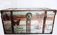 Сундук декоративный набор из 3 шт Биг Бен 80 см