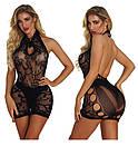 Пеньюар сітка сексуальное белье пеньюар-сетка эротическое белье, фото 5