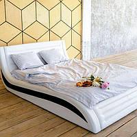 """М'яка двоспальне ліжко """"Форсаж"""" з підйомним механізмом 160*200, фото 1"""