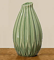Ваза керамическая Русто h 12 см