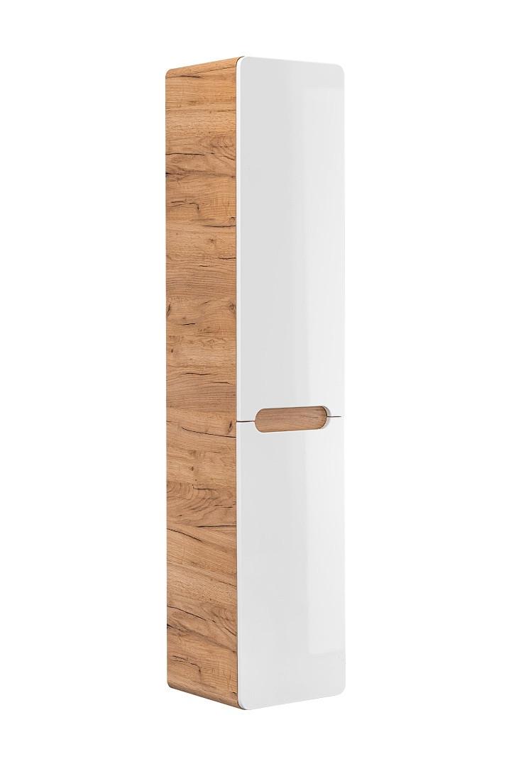 Шкафчик высокий ARUBA с корзиной для белья