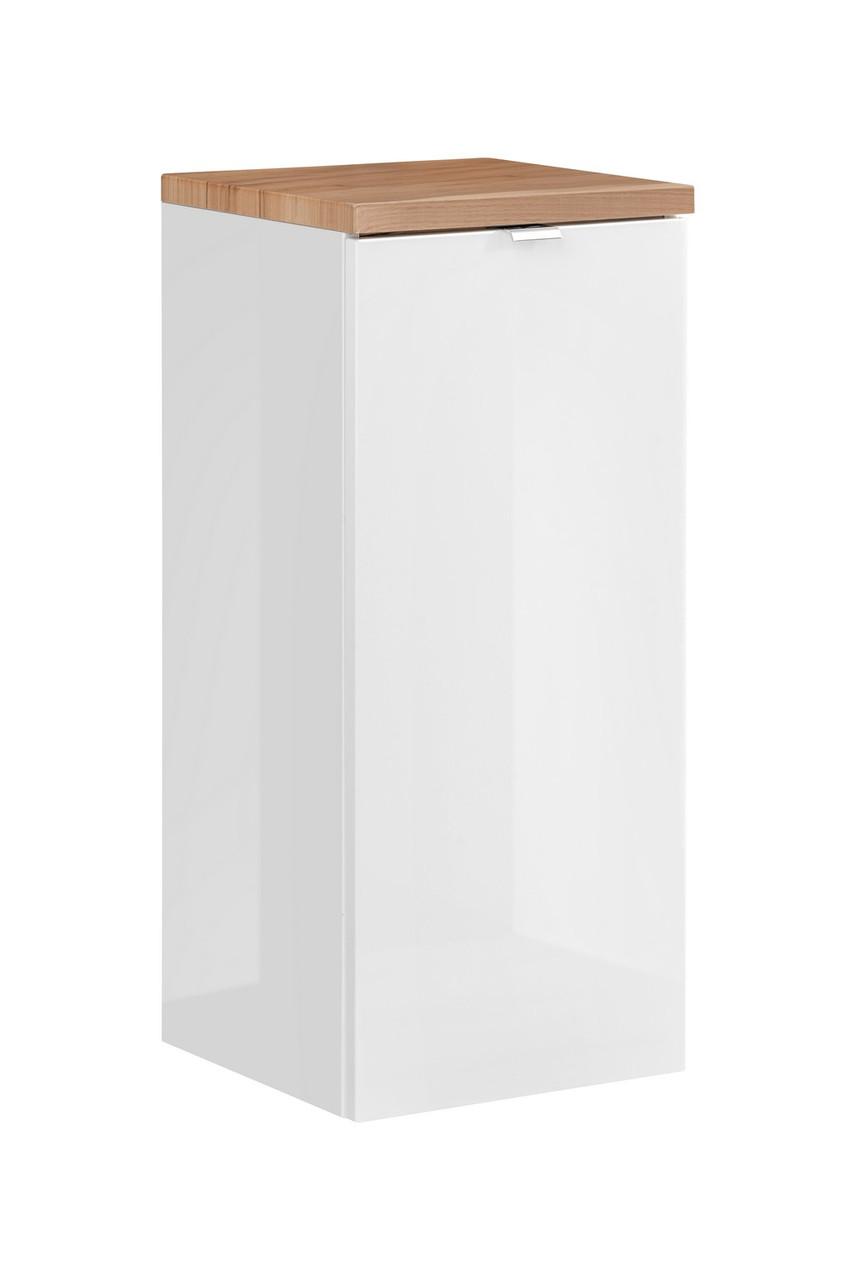 Шкафчик низкий CAPRI с корзиной для белья