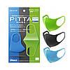 Маска защитная пита детская Pitta Mask Kids (уп-3 шт)