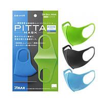 Pitta Mask Kids многоразовая защитная детская маска (уп-3 шт)