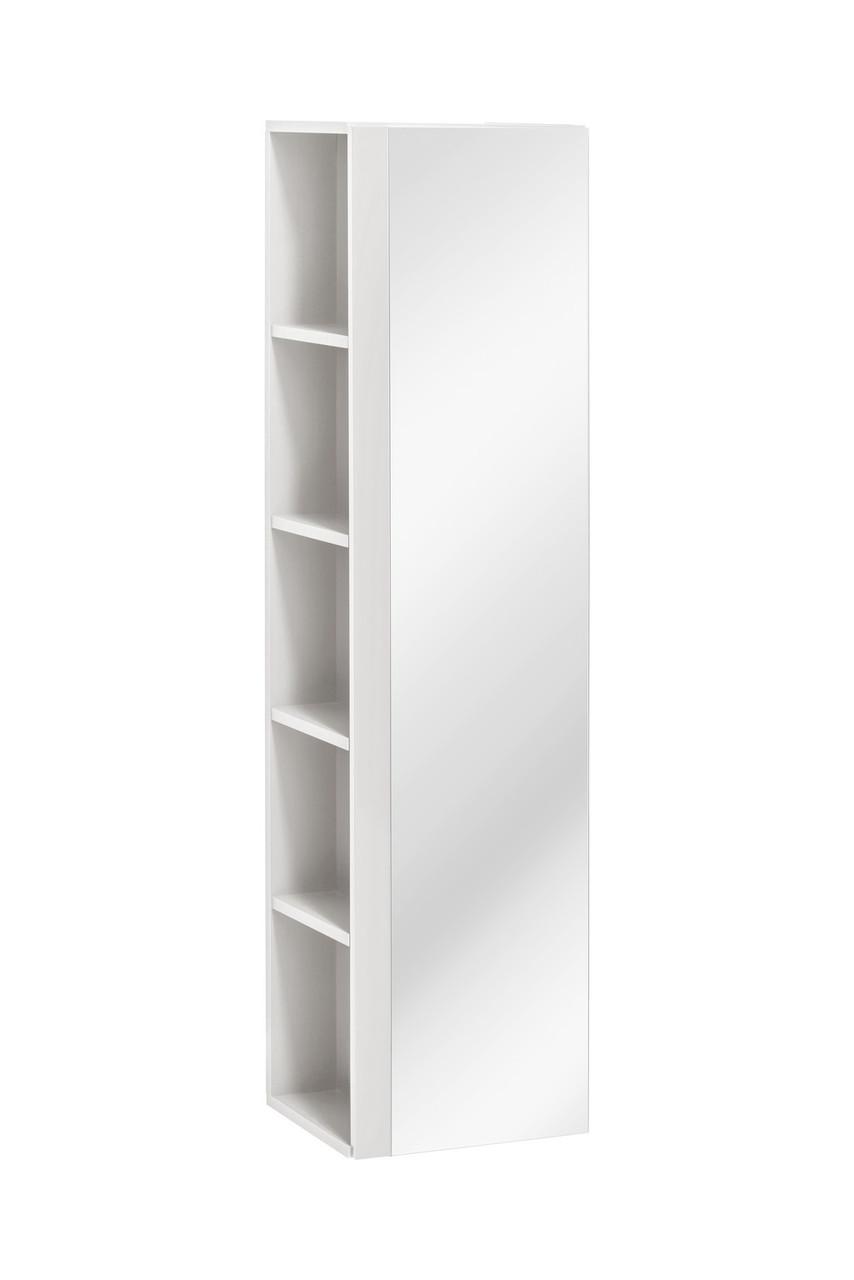 Шкафчик высокий с зеркалом TWIST