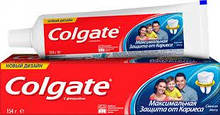 Зубна паста Colgate Максимальний захист від карієсу Свіжа м'ята 100 мл (7891024149102)