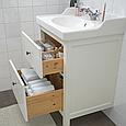 Комплект мебели для ванной комнаты HEMNES / RATTVIKEN, фото 2
