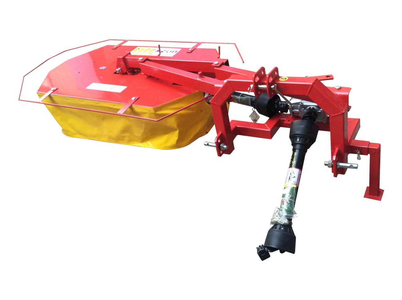 Косарка роторна КРН-1,35 до трактора з карданом