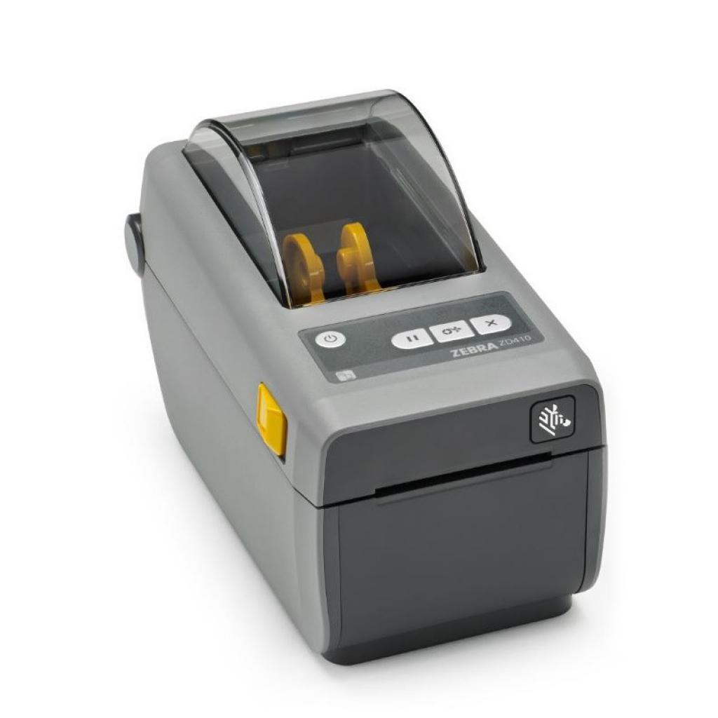 Принтер етикеток Zebra ZD410