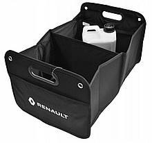 Складная сумка-органайзер в багажный отсек RENAULT /оригинал/