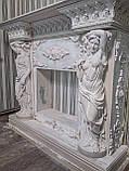 Декоративний камін №3, фото 8