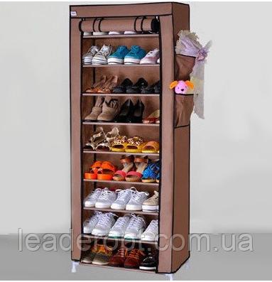 ОПТ Стеллаж для хранения обуви jby topy 60 X 30 X 160 на 10 полок