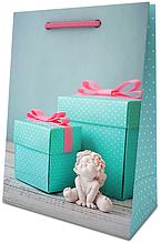 Пакет Подарочный Sabona 15*20,5*7,5 см Сабона ПВ 0480