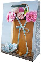 Пакет Подарочный Sabona 15*20,5*7,5 см Сабона ПВ 0485