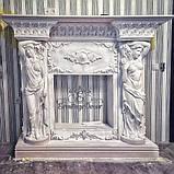 Декоративний камін №3, фото 6