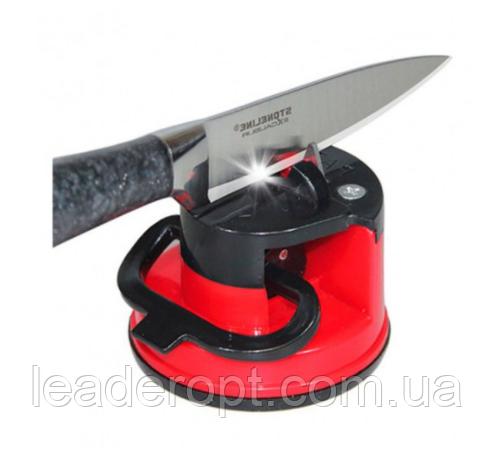 ОПТ Точилка для ножей на присоске Knife Sharpener