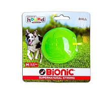 Игрушка для собак Bionic Opaque Ball Бионика Опак Болл мяч фиолетовый