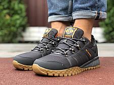 Мужские осенние термо кроссовки Columbia,серые, фото 2