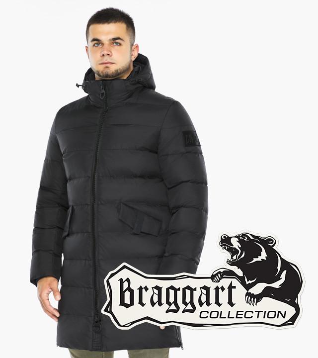 Braggart Aggressive 26350 | Зимняя куртка черная