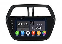 Штатная магнитоладля Suzuki SX4 2013+Sound Box SB-8176-2G