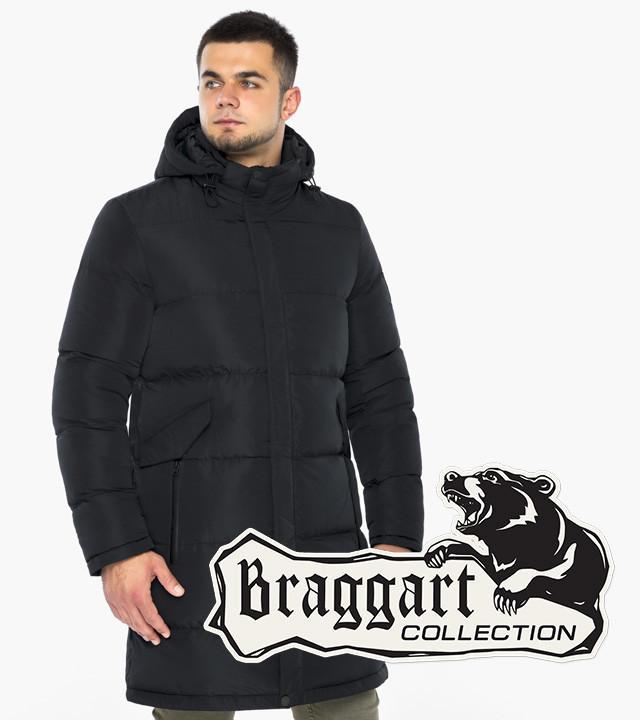 Braggart Aggressive 23410   Зимняя куртка черная