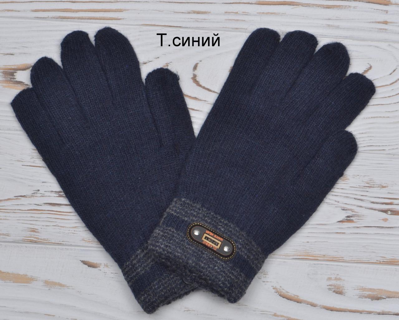 Перчатки мужские сенсорные L Сенсорные перчатки, Черный