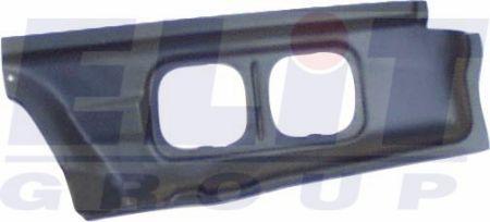 Крыло заднее нижняя часть правое OPEL OMEGA A KH5039 602