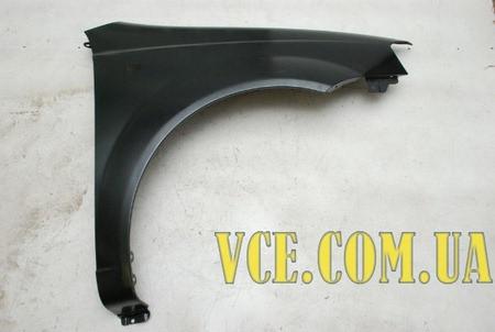 Крило переднє праве CHEVROLET AVEO T200 04-06 (пр-во TEMPEST) 016 0105 310