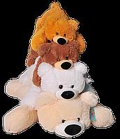 Медведь лежачий «Умка». Большой мишка игрушка.Игрушка большой медведь. Мягкая игрушка медведь. Большой мишка.