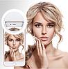 LED подсветка Selfie Ring Light RK12 светодиодная лампа для телефона селфи кольцо 36 светодиодов new, фото 2