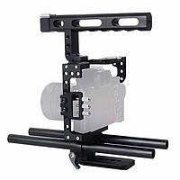 Клетки, кронштейны, держатели, металлические ручки для фотоаппаратов и камер