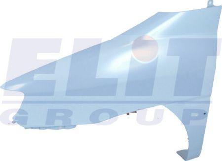 Крило переднє ліве без покажчик повороту отвори HYUNDAI MATRIX