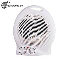 Электрический тепловентилятор Opera OP-H0002 Digital Heater дуйчик для обогрева дома, теплова дуйка 2кВт, фото 1