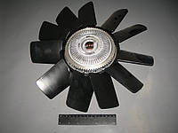 Вентилятор 11 ти лоп.с гидромуф.  ГАЗ Cummins 2.8