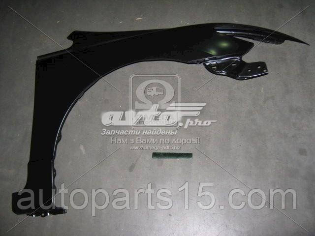 Крило переднє праве HONDA CIVIC 06 - SDN (пр-во TEMPEST) 026 0225 310
