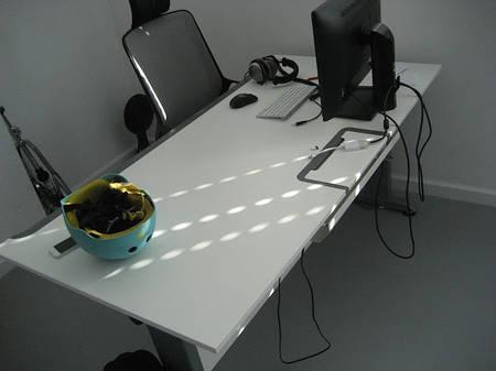 Стол эргономичный с электрической регулировкой высоты