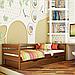 Ліжко дитяче дерев'яне Нота (бук), фото 3