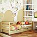 Ліжко дитяче дерев'яне Нота (бук), фото 5