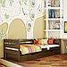 Ліжко дитяче дерев'яне Нота (бук), фото 7