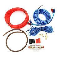Набор проводов для установки автоакустики MDK 8GA