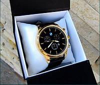Кварцевые мужские наручные часы BMW по суперцене! Чоловічий годинник! АКЦИЯ!