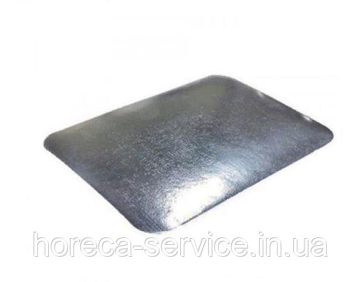 Крышка для контейнера SP64L алюминиевая-картонная