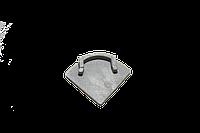 Заглушка для углового профиля ЛПУ-17 без отверстия UKRLed (210)
