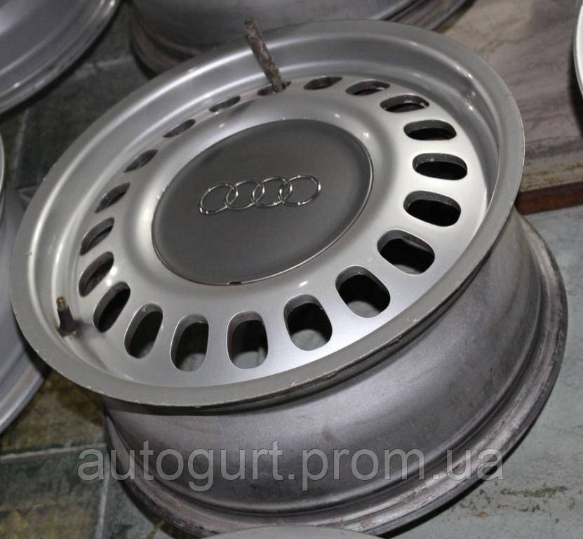 Диски Audi 16 5x112 57 оригинал Germany Ковані