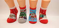 Дитячі шкарпетки махрові новорічні MONTEBELLO М/Р 0