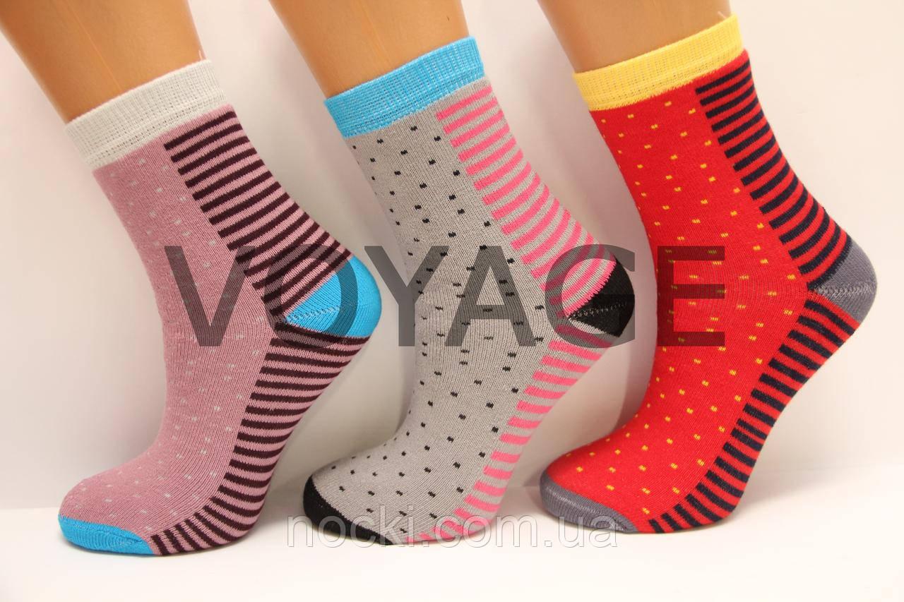 Детские носки махровые для подростков Стиль люкс  18-20  883