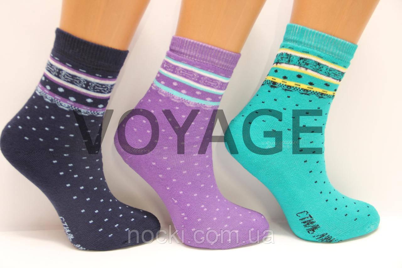 Детские носки махровые для подростков Стиль люкс  18-20  833