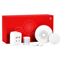 Комплект системи безпеки Xiaomi Mi Home (Mijia) Smart Home Security Kit YTC4023CN, фото 1