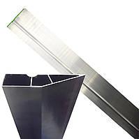 Рейка для штукатурных работ, 2 ребра жёсткости, 250 см HTools, 29B154, фото 1